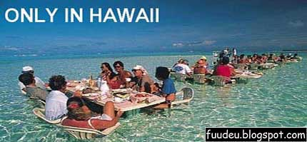 Vida no HAWAII