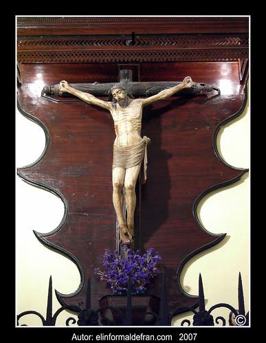 Cristo antes de reparar