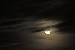 Shy moon (Vin on the move) Tags: morning winter light red sky music moon white black nature clouds geotagged lyrics song fullmoon 300 caetanoveloso nikon70d shymoon lirics iphoto8 vin60