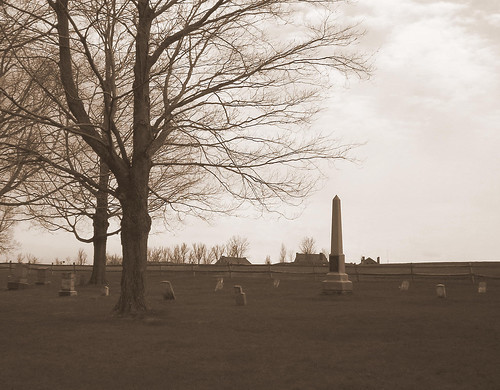 Unknown Soldiers Sepia