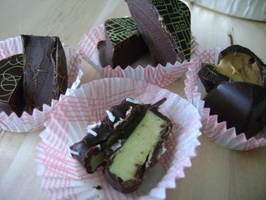 Belle Fleur Chocolate