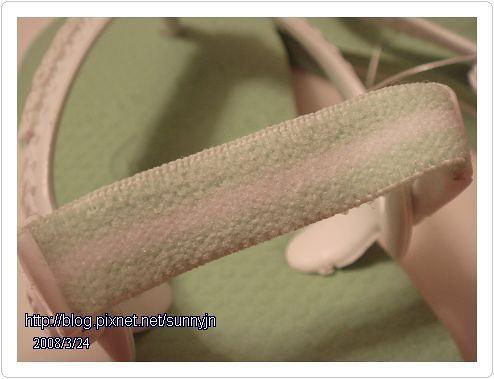 淺綠色拖鞋12