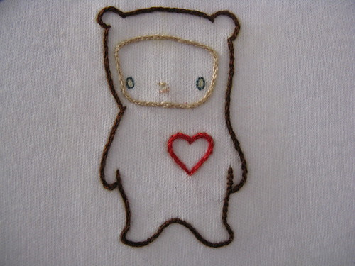 #84 - Love Bear