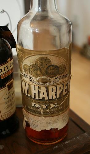 I.W. Harper Rye