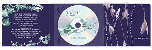 "CLEARFIELD ""GREEN LIGHT"" - INNER"