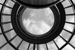 Reichstag Cupola (V) (manuela.martin) Tags: blackandwhite bw berlin architecture germany deutschland reichstag foster cupola sirnormanfoster contemporaryarchitecture reichstagskuppel linescurves modernearchitektur