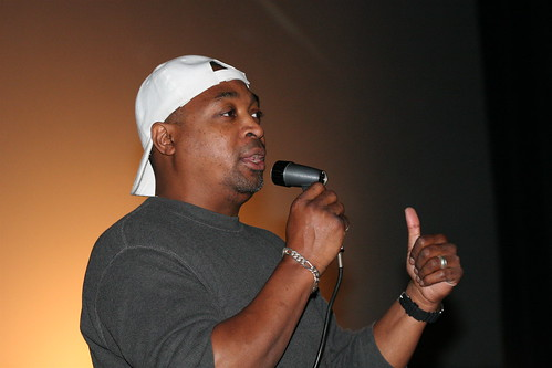 Chuck D, Minneapolis, April 2008