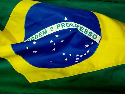 Brazilian Flag ! / Bandeira Brasileira !