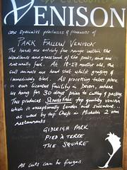 Park Fallow Venison