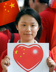 14-torch-support_DSC2366 (Agron) Tags: china people news vertical horizontal thailand bangkok protest tibet event editorial protests slogans humaninterest olympictorch peopleinthenews agrondragaj nikond3 notorchintibet antitorch