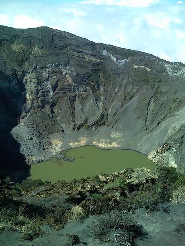 Parque Nacional Volcán Irazú en Cartago