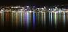 Glowing Water (wiifm) Tags: longexposure night lights waterfront nightshot wellington glowing orientalbay lambtonharbour 1on1reflections panasonicdmctz3