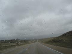 Rain (Global Hermit) Tags: road travel rain montana roadtrip windshield