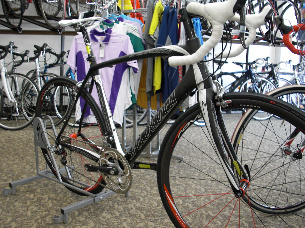 Top of the Line Specialize Bicycles at PV Bicycle Center