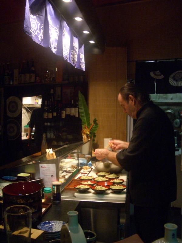 Jamon Sushi