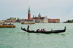 Venice (yuriye) Tags: venice sea italy church water boat europe cathedral gondola италия венеция гондола yuriye