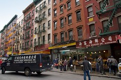 Mott Street - Chinatown, NY by jenniferrt66, on Flickr