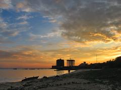 IMG_3199ss (Uut_M) Tags: sunset balikpapan
