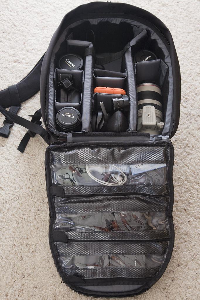 The gear for the Teton trip