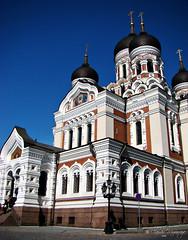 Tallinn, Estonia 028 - Catedral Alexander Nevsky/ Alexander Nevsky Cathedral