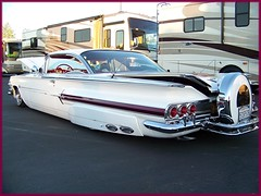 Beautiful      -       1960 Chevy- Impala (Bob the Real Deal) Tags: auto cruise classic cars night chevy 1962 1961 1959 1960 worldofcars dangambels
