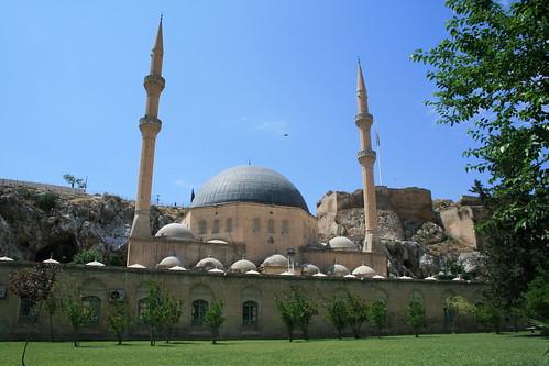 המסגד הגדול בסנליאורפה, טורקיה