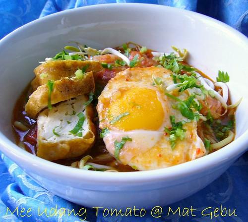 Mee Udang Tomato