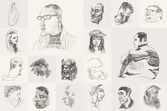 Misc sketches (tobybear) Tags: people art portraits sketch artwork faces artistic drawing creative drawings line myart create sketches myartwork artworks artbyme workofart pieceofart creativework artisticwork trainsketches artistswork pencilsketches drawingpeople artisticcreation subwaysketches artworkbyme peopledrawing creativepiece drawingsofpeople peopledrawings traindrawings tubesketches sketchesonthetrain sketchingonthetrain drawingsonthetrain sketchesofpeople peoplesketches createdart