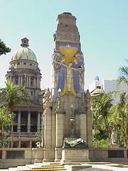 Cenotaph. Durban