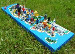 a new expansion ps (S.L.Y) Tags: city lego microscale shannonia