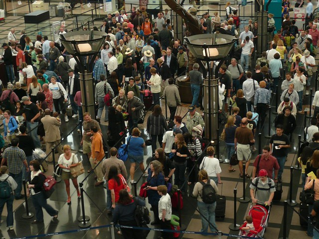 opt out of airport screening not an option