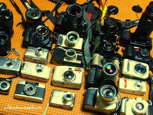 No camera  No life