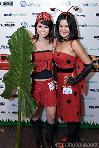 Su Ann and Min Li Ladybirds