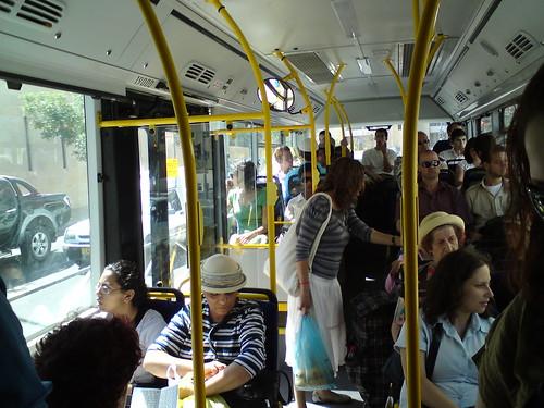 bus Jerusalem