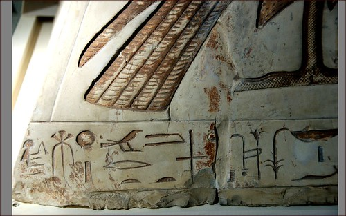 2008_0610_160440AA Egyptian Museum, Turin por Hans Ollermann.