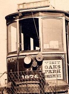 train trolley