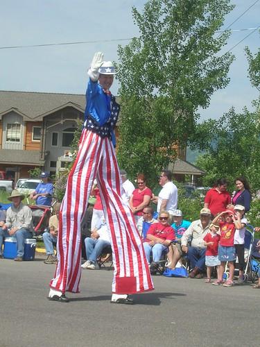 Victor parade