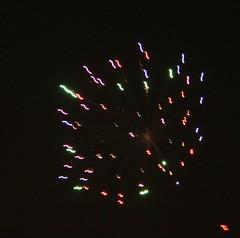 Cropped Fireworks (Bring a Tripod)