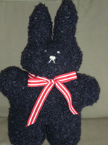 A bunny for a 3-year-old