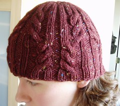 Utopia Cabled Hat