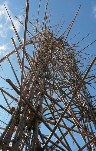 The Bamboo Pillar