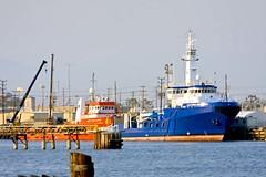 Workboats 4258.4 (Kurt Preissler) Tags: california sea industry work river harbor boat mar pch highway1 pacificocean tugboat tug losangelesriver workboat canoneos5d kurtpreissler preisslermediaservices