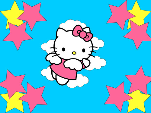 wallpaper hello kitty. Hello Kitty