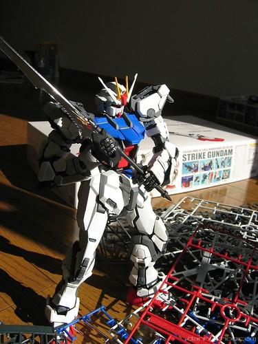 Gundam Modeling Tutorial