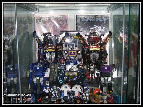 Soundwave Collection