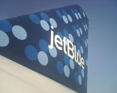 JetBlue Tail A320