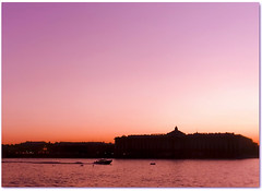 White Nights of Saint Petersburg ( ) (Martjusha) Tags: pink sunset summer sky orange white black june night sunrise river tramonto colours colore estate purple russia horizon fiume violet july rosa petersburg cielo giugno viola colori notte leningrad arancione neva spb luglio orizzonte pietroburgo whitenights  russianfederation rossiya   nottibianche leningrado    goldstaraward  martjusha whitenightsofsaintpetersburg martjushasphotos