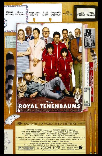 THE ROYAL TENENBAUMS by cobaya!!