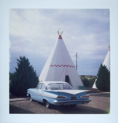 the wigwam motel.