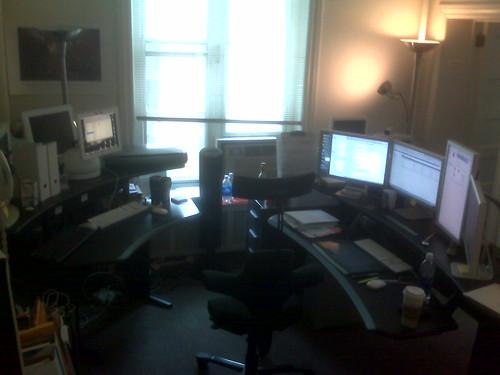 New desk arrived